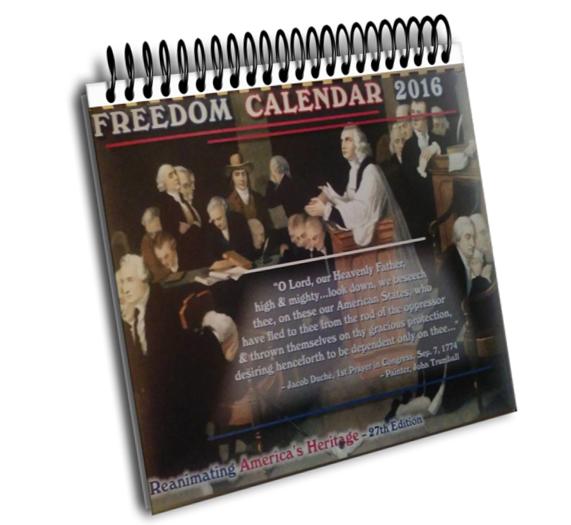 The Freedom Calendar Radical Marketing Solutions